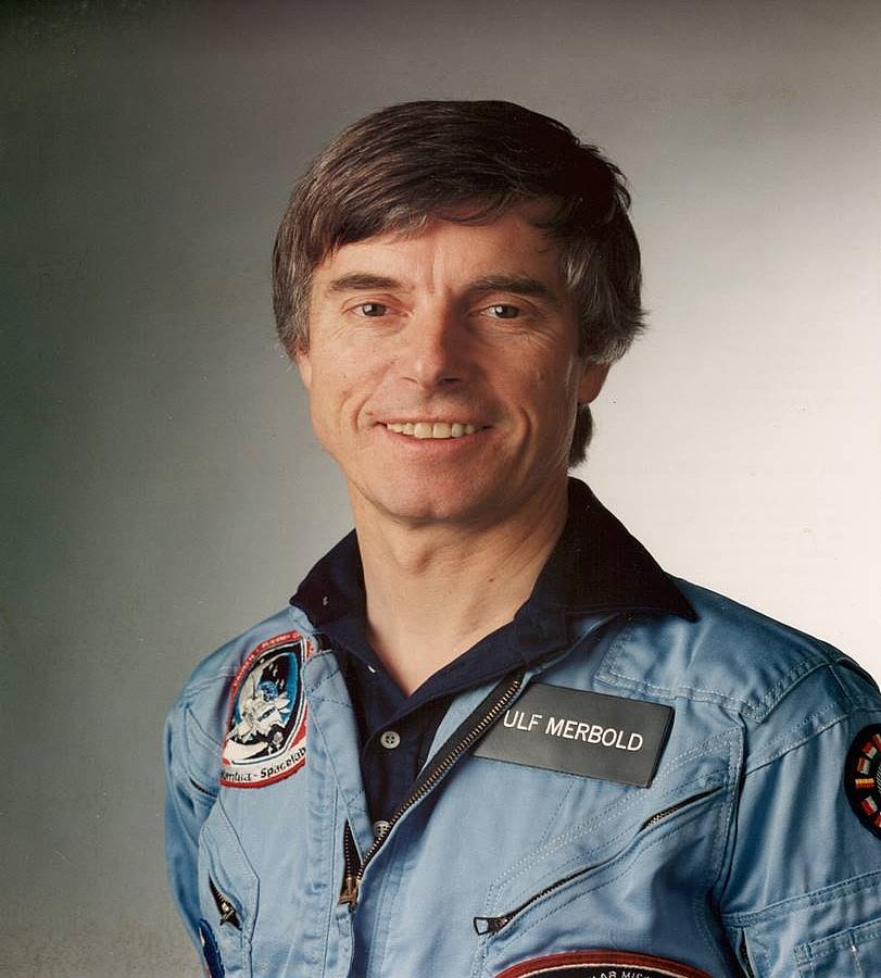 Film Von 2000 über Senioren Astronauten Space