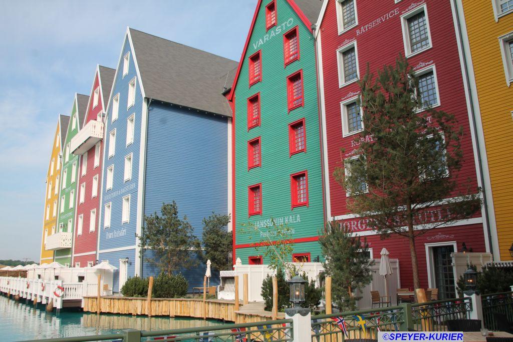 Europa Park Eroffnet Neues 4 Sterne Superior Hotel Kronasar