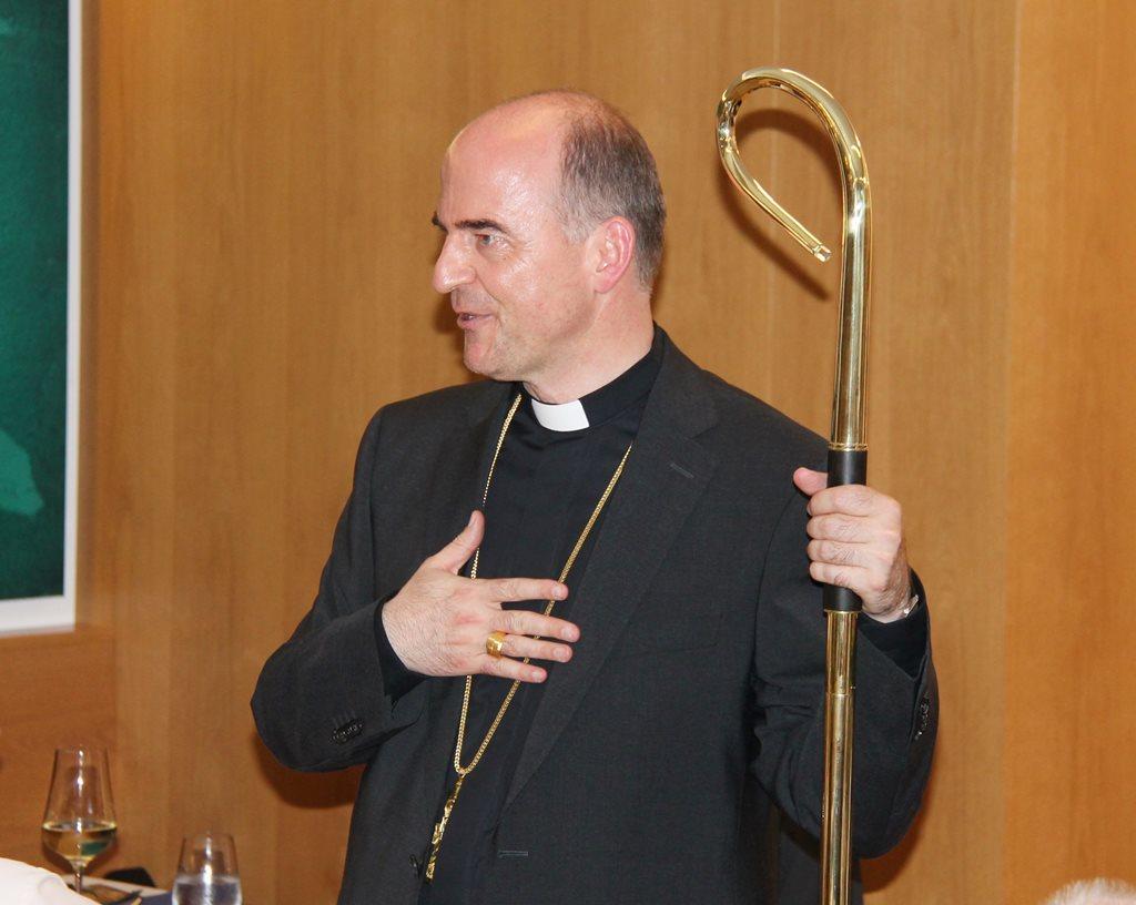 Franz Jung Bischof