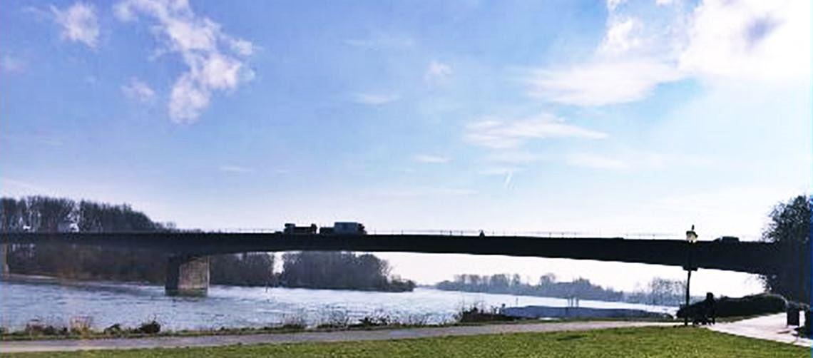 Salierbrücke Speyer