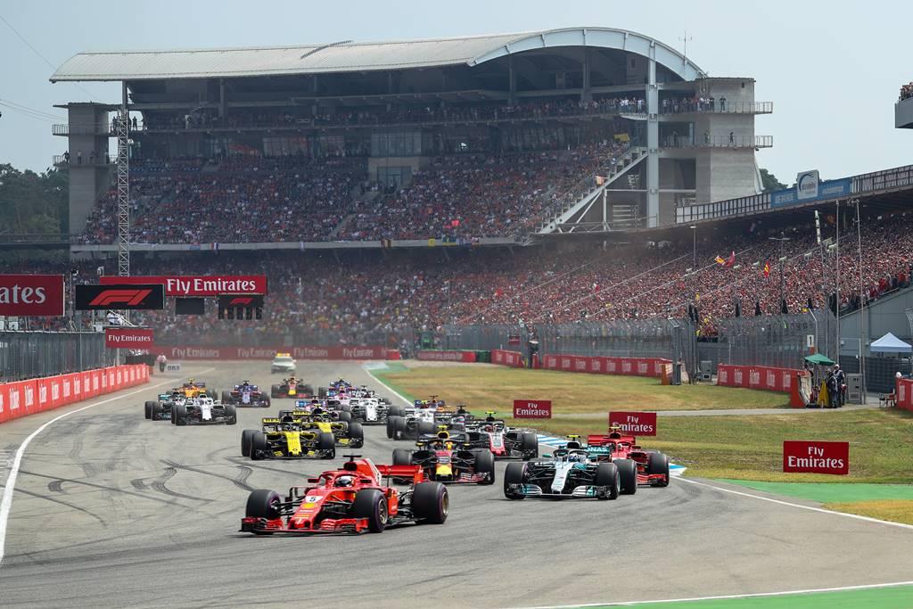 Hockenheimring 2021 Formel 1