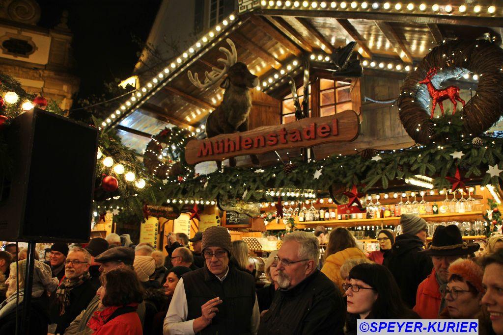 Weihnachtsmarkt 2019 | Speyer Kurier - Kurpfälzer ...